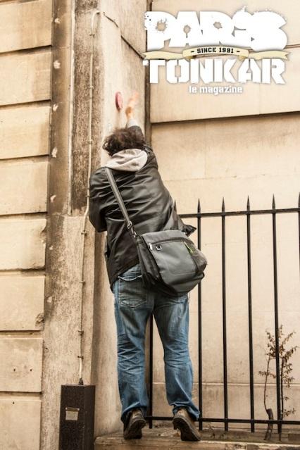 Street art à Paris
