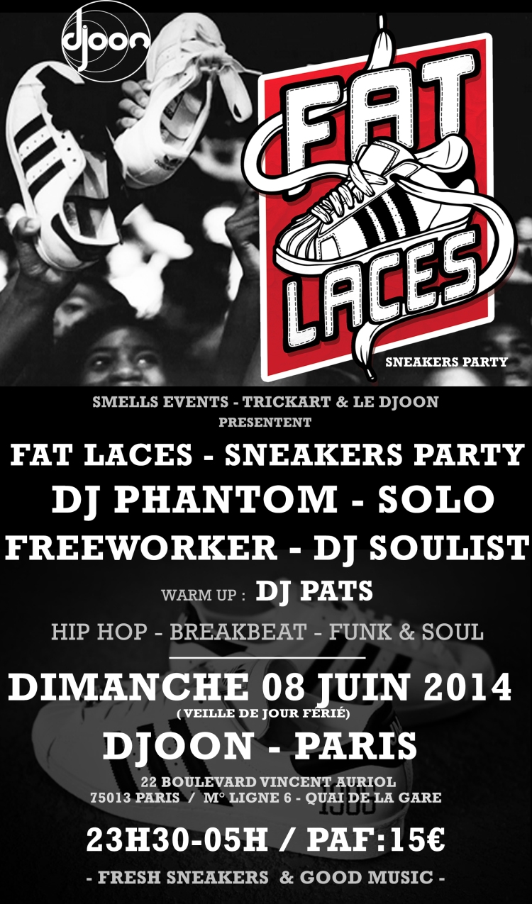 FAT LACES PARTY
