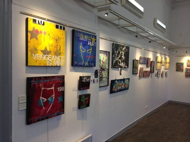Exposition collective en Bretagne