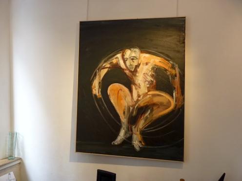 Reportage sur l'exposition d'Ismail YILDIRIM à la galerie Gelot à Paris
