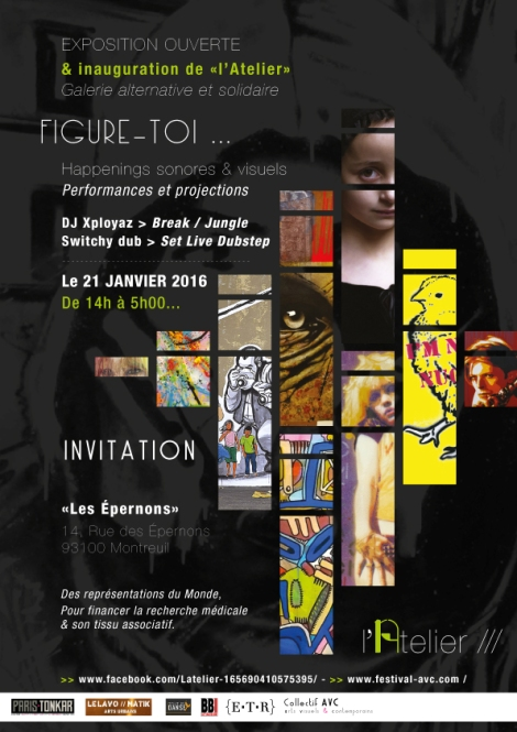 Inauguration de «L'Atelier»
