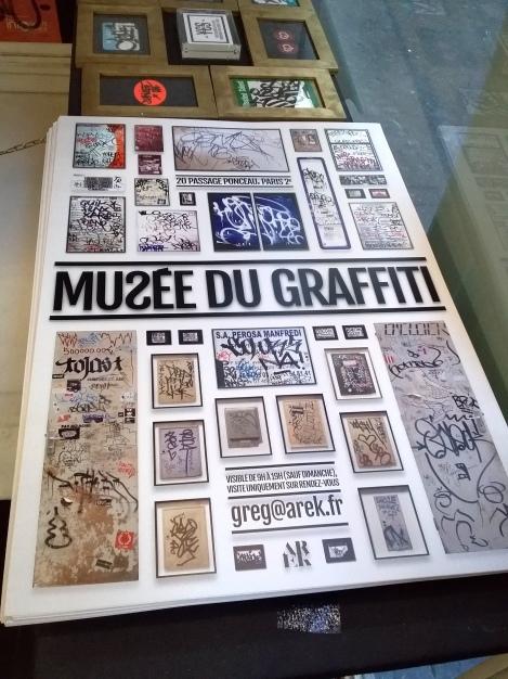 Le musée dugraffiti