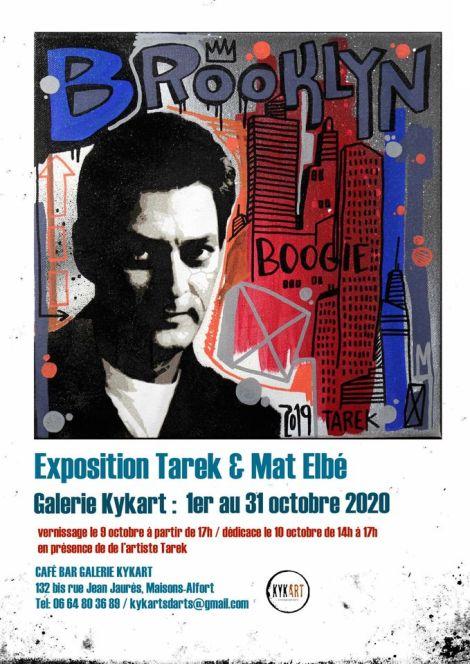 Exposition Tarek & MatElbé
