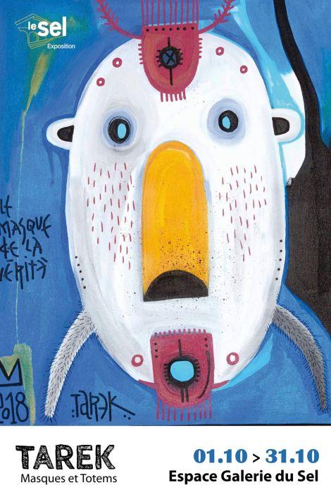 Exposition TAREK : Masques etTotems